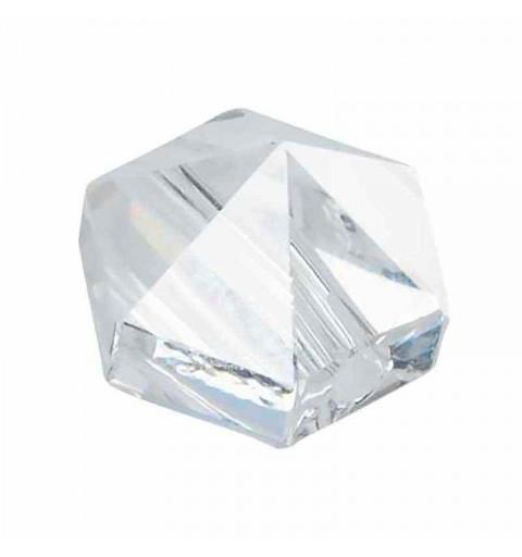 5.5MM Crystal (001) 5060 Hexagon Spike Beads SWAROVSKI