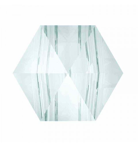 5.5MM Crystal Blue Shade 5060 Hexagon Spike Helmes SWAROVSKI