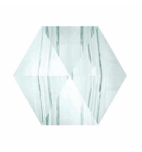 5.5MM Crystal Blue Shade 5060 Spike Perles de Hexagon SWAROVSKI