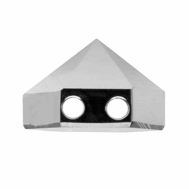 7.5MM Crystal Light Chrome 5060 Hexagon Spike Helmes SWAROVSKI