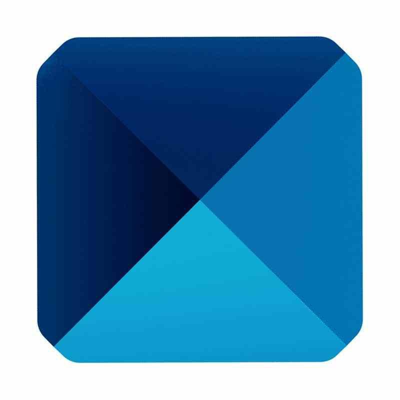 5.5MM Crystal Metallic Blue 5061 Square Spike Бусины SWAROVSKI