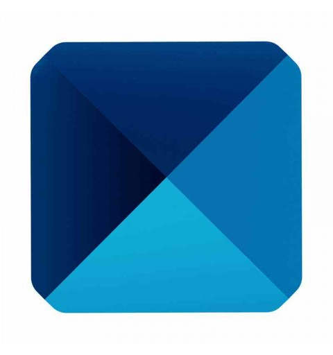 5.5MM Crystal Metallic Blue 5061 Spike Perles de Square SWAROVSKI