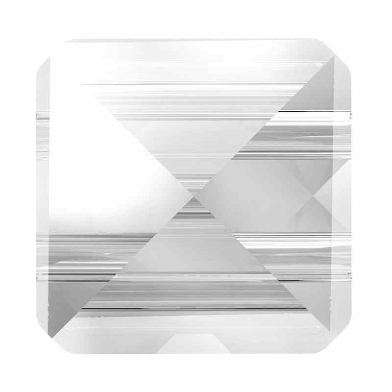7.5MM Crystal (001) 5061 Square Spike Beads SWAROVSKI