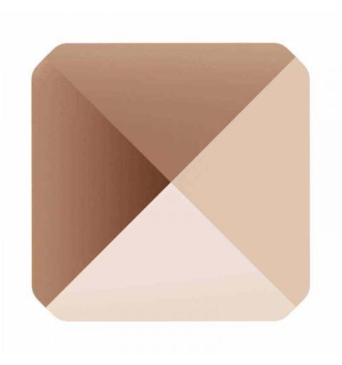 7.5MM Crystal Rose Gold 5061 Square Spike Helmes SWAROVSKI
