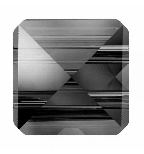 7.5MM Crystal Silver Night 5061 Spike Perles de Square SWAROVSKI