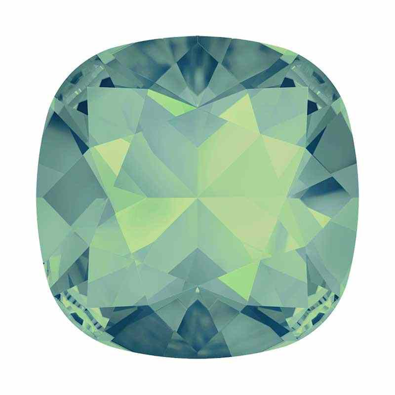 10mm 4470 Pacific Opal F (390) Cushion Square Fancy Stone Swarovski Elements