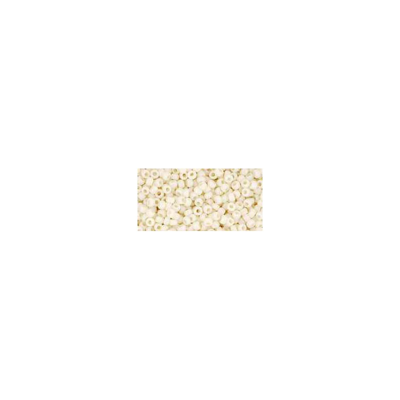 TR-11-51 Opaque Light Beige TOHO Seed Beads