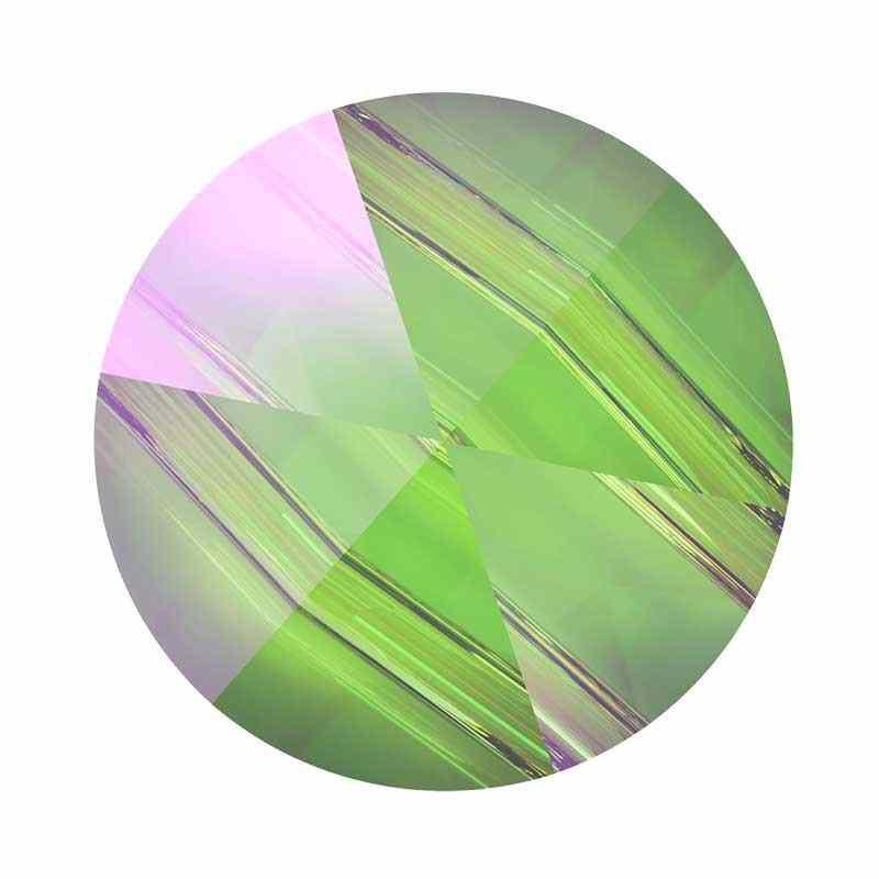 5.5MM Crystal Paradise Shine 5062 Round Spike Beads SWAROVSKI