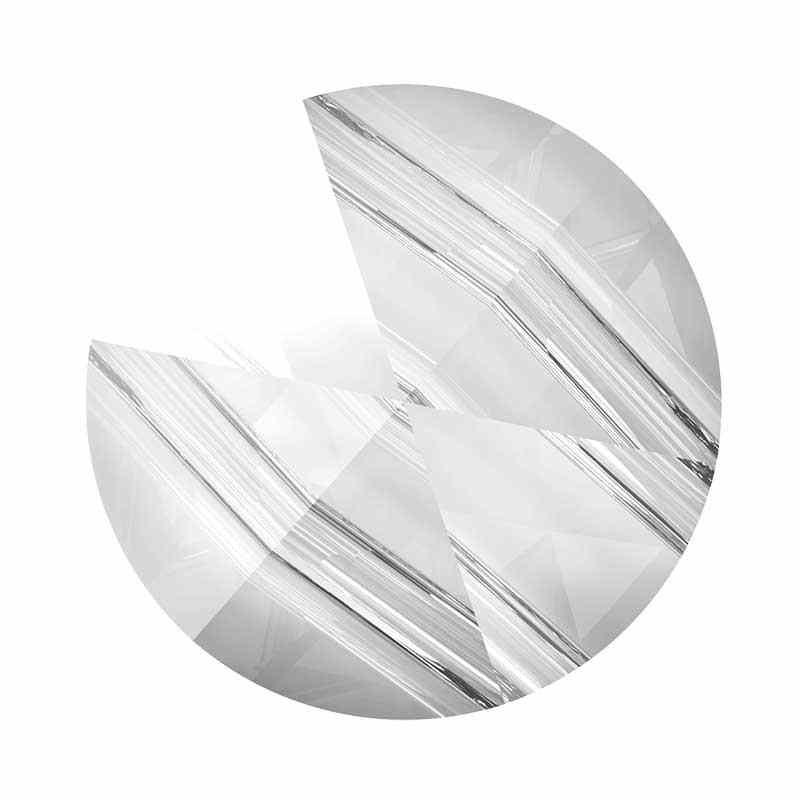7.5MM Crystal (001) 5062 Round Spike Beads SWAROVSKI