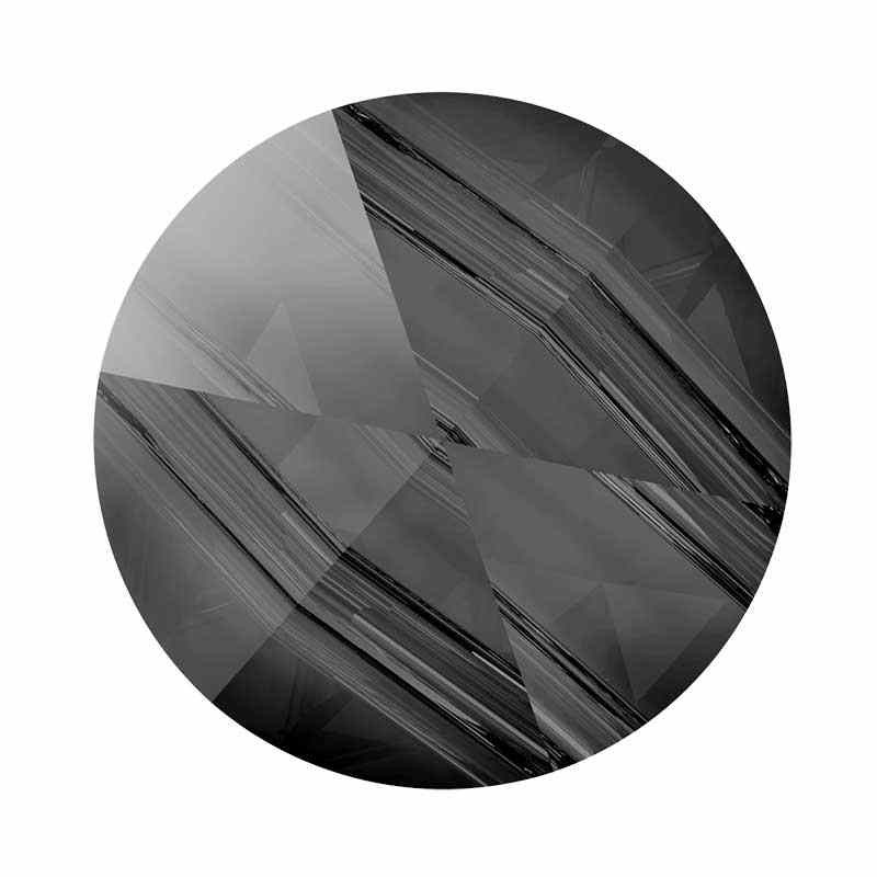 7.5MM Crystal Silver Night 5062 Round Spike Helmes SWAROVSKI