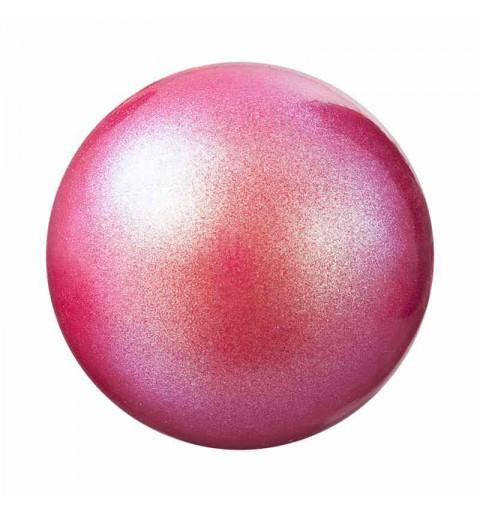 12MM Pearlescent Red Nacre Pearl round Preciosa