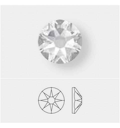 2088 SS20 Black Diamond Shimmer F XIRIUS SWAROVSKI CRYSTALS