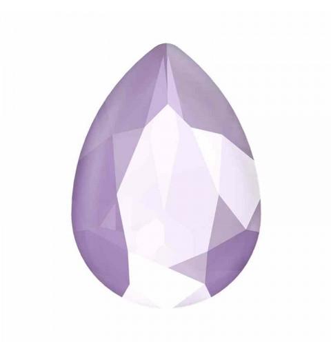 14x10mm Crystal Lilac Pear-Shaped Fancy Stone 4320 Swarovski