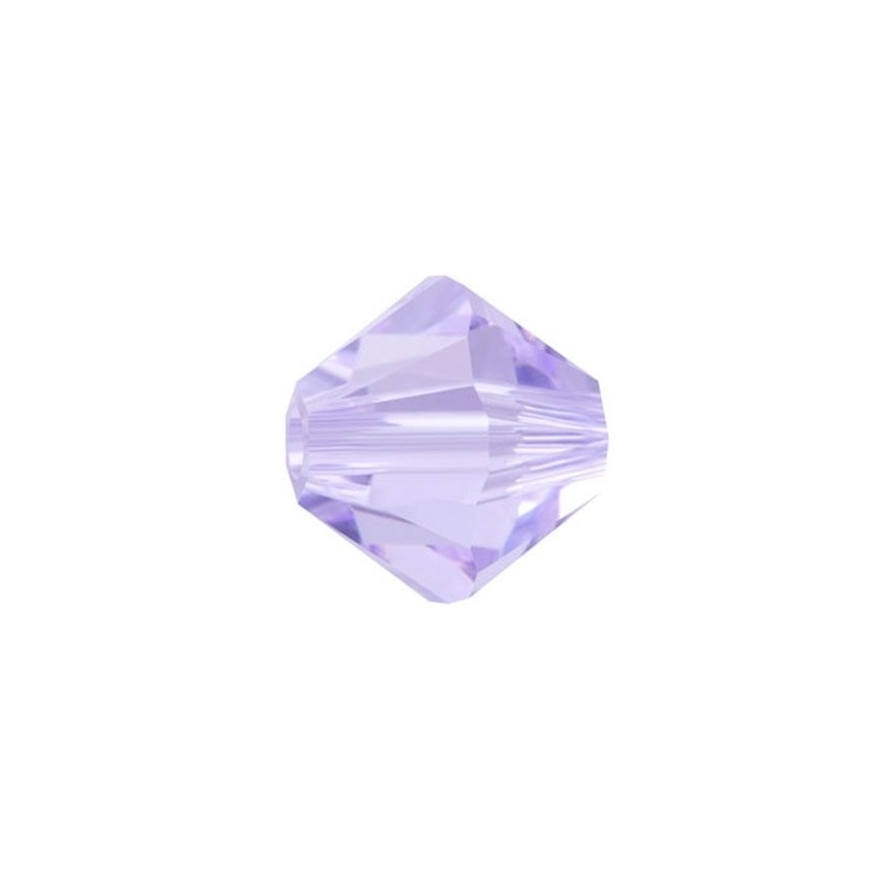6MM Violet (371) 5328 XILION Bi-Cone SWAROVSKI ELEMENTS
