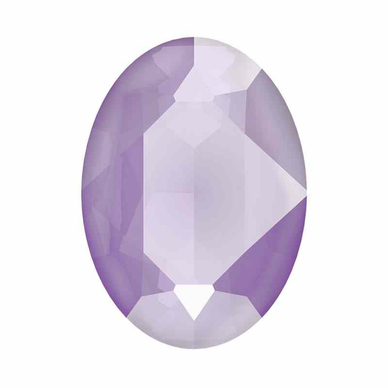 14x10mm Crystal Lilac Oval Fancy Stone 4120 Swarovski