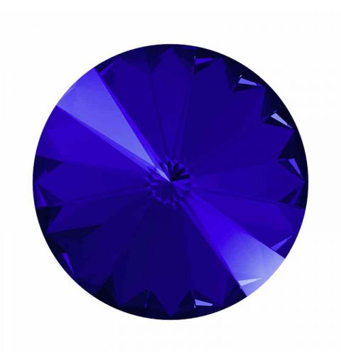 14MM Majestic Blue F 1122 Rivoli SWAROVSKI