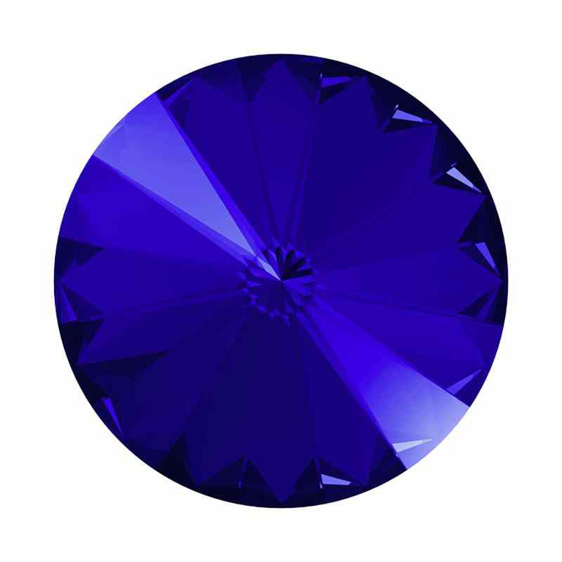 12MM Majestic Blue F 1122 Rivoli SWAROVSKI