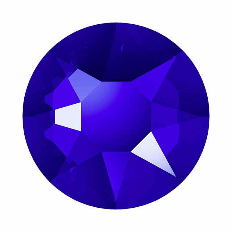 2078 SS20 Majestic Blue A HF SWAROVSKI CRYSTALS