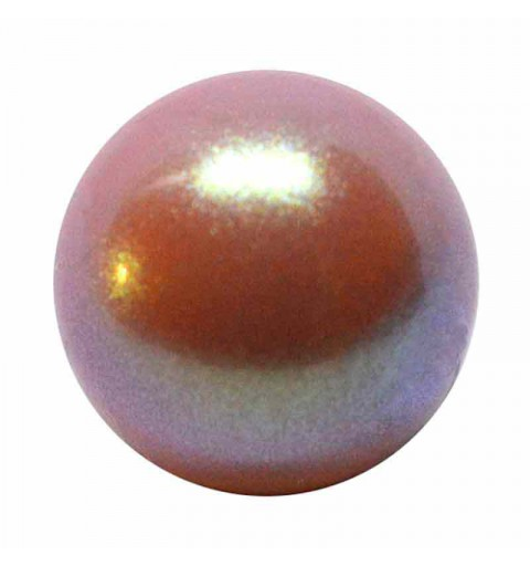 12MM Pearlescent Pink Pärlmutter Ümmargune MXM Pärl Preciosa
