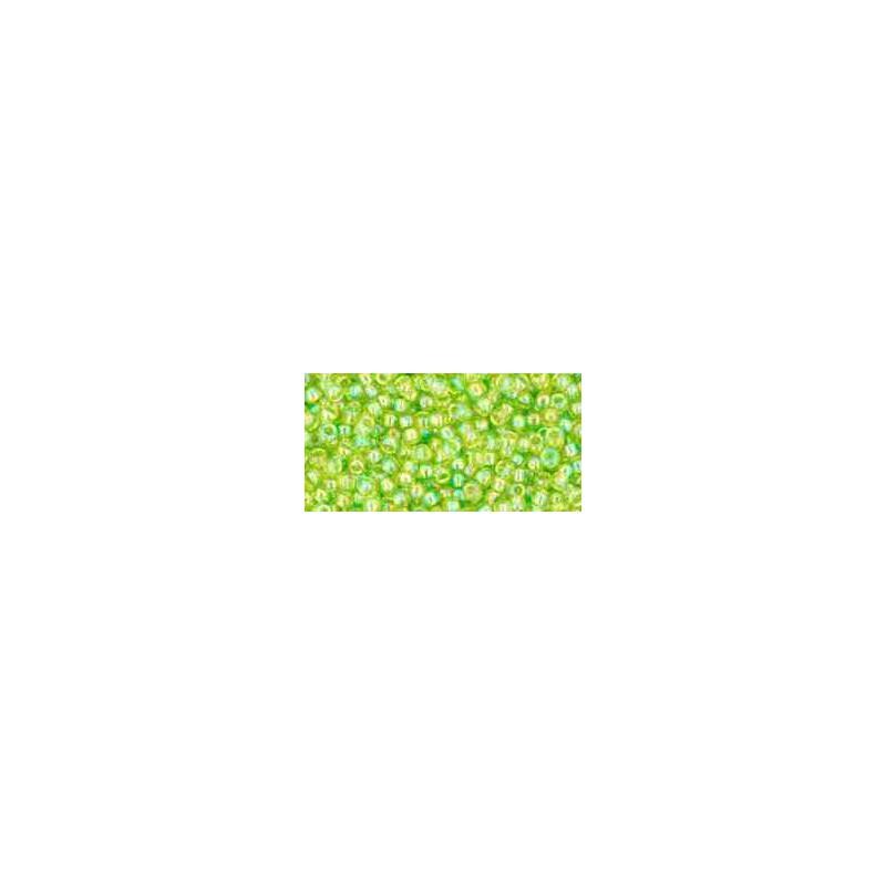 TR-11-5D Transparent Garnet TOHO Seemnehelmed