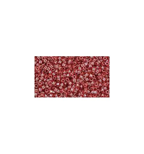 TT-01-125 Opaque-Lustered Cherry TOHO Treasures Seed Beads