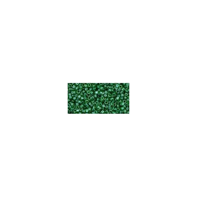 TT-01-108 Transparent-Lustered Peridot TOHO Siemenhelmet
