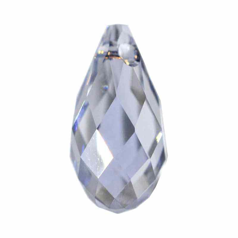 13x6.5MM Crystal Blue Shade (001 BLSH) Briolette de Pendentif 6010 SWAROVSKI