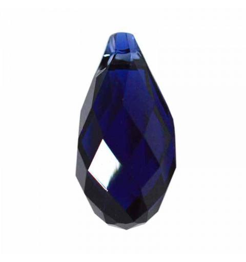 11x5.5MM Dark Indigo (288) Briolette Pendant 6010 SWAROVSKI
