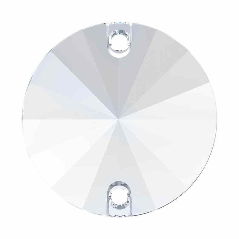 10MM Crystal F 3200 Rivoli SWAROVSKI Õmmeldav kristallid