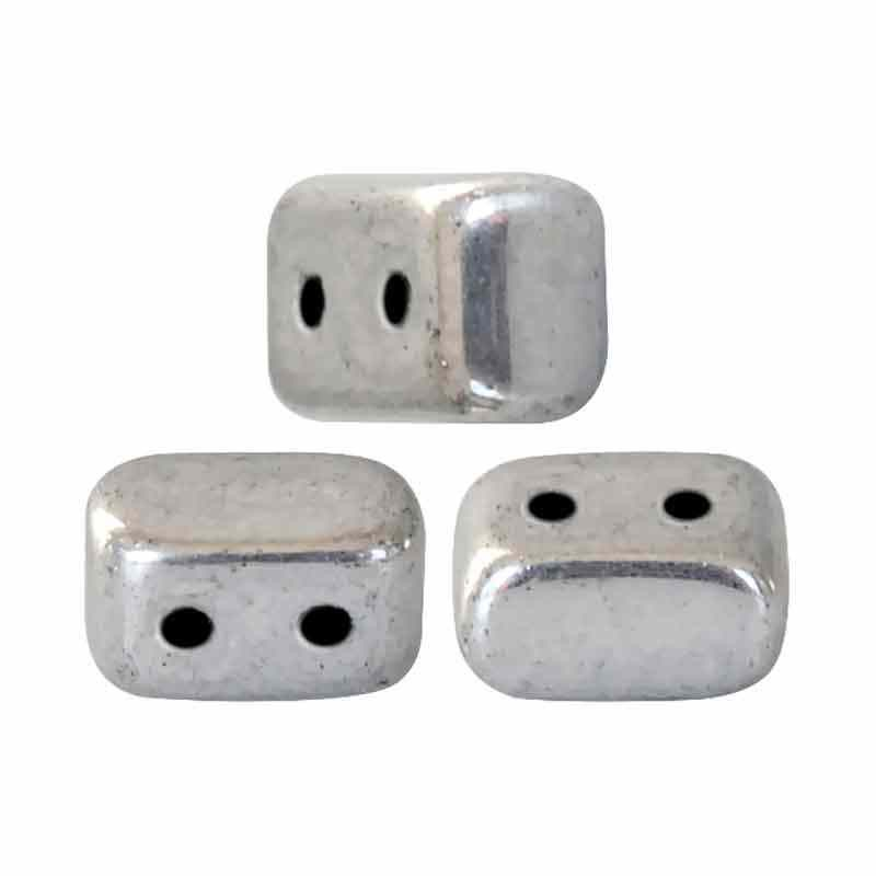 Argentees/Silver - Ios® par Puca® beads
