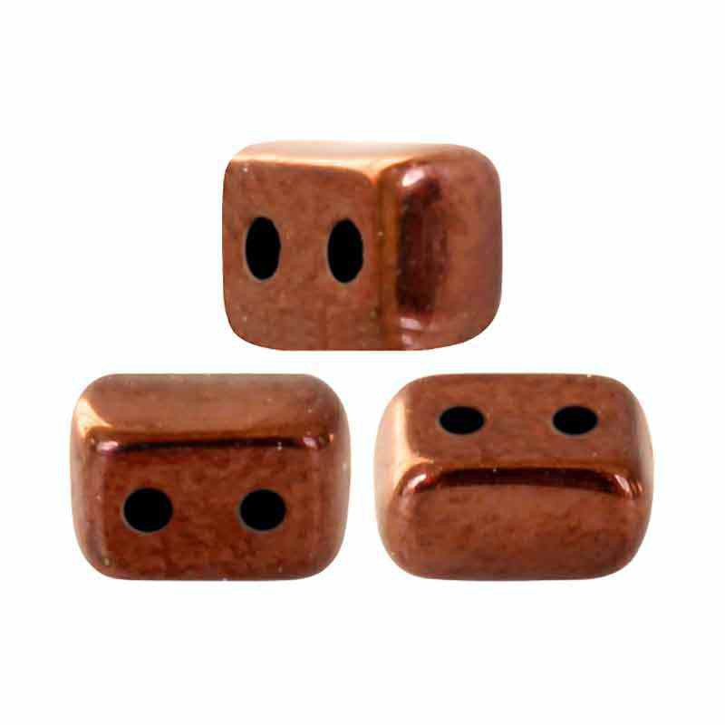Dark Bronze - Ios® par Puca® beads