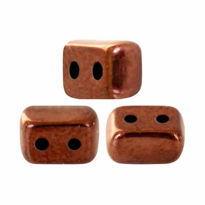 Dark Bronze - Ios® par Puca® beads