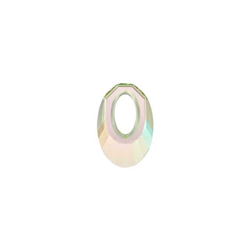 30MM Crystal Luminous Green (001 LUMG) Helios Ripatsid 6040 SWAROVSKI ELEMENTS