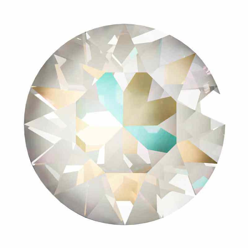 SS39 (~8.25mm) Crystal Light Grey DeLite 1088 XIRIUS Chaton SWAROVSKI