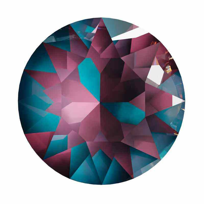 SS39 (~8.25mm) Crystal Burgundy DeLite 1088 XIRIUS Chaton SWAROVSKI