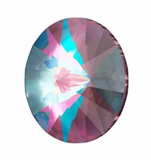 12MM Crystal Burgundy DeLite 1122 Rivoli SWAROVSKI
