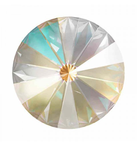 14MM Crystal Light Grey DeLite 1122 Rivoli SWAROVSKI