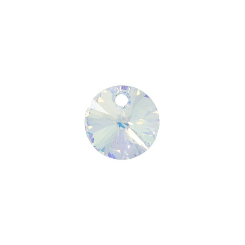12MM Crystal AB (001 AB) XILION Ripatsid 6428 SWAROVSKI ELEMENTS