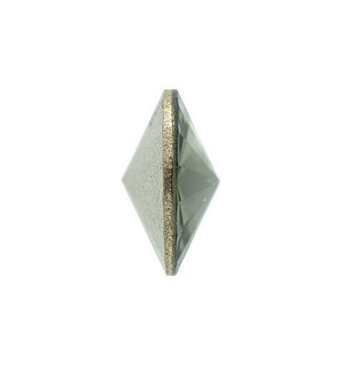 14MM Black Diamond F (215) 1122 Rivoli Chaton SWAROVSKI ELEMENTS