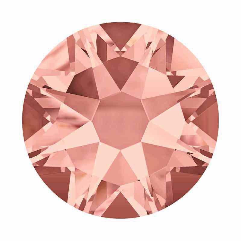 2088 SS20 Blush Rose F XIRIUS SWAROVSKI CRYSTALS