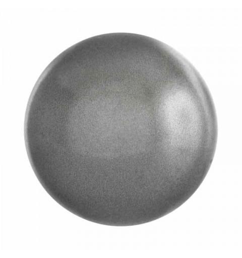 12MM Crystal Grey Ümmargune Pool Puuritud Pärl (001 815) 5818 SWAROVSKI
