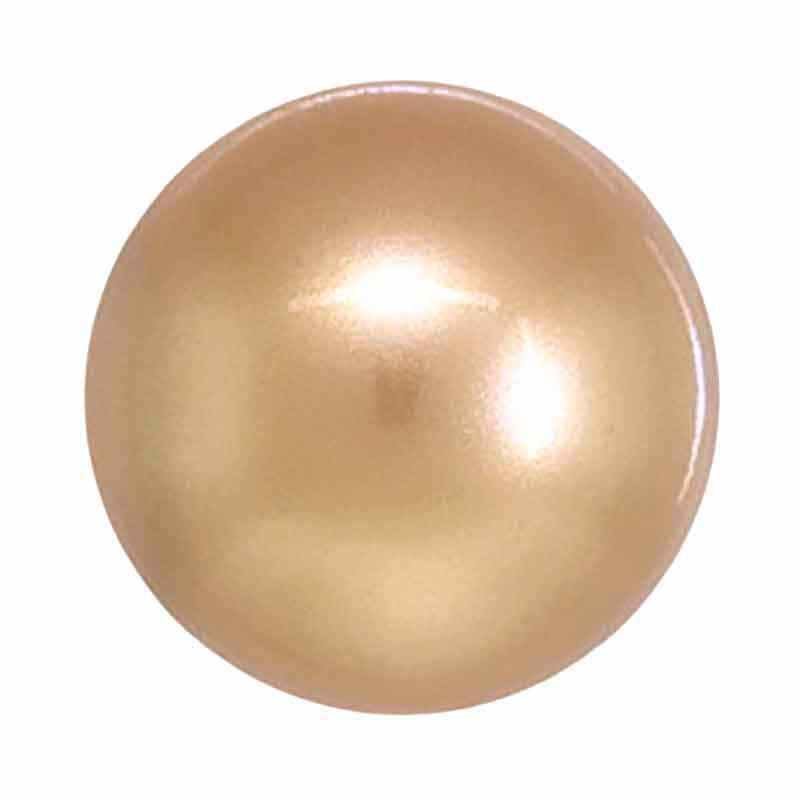 2MM Crystal Vintage Gold Pearl 5810 SWAROVSKI