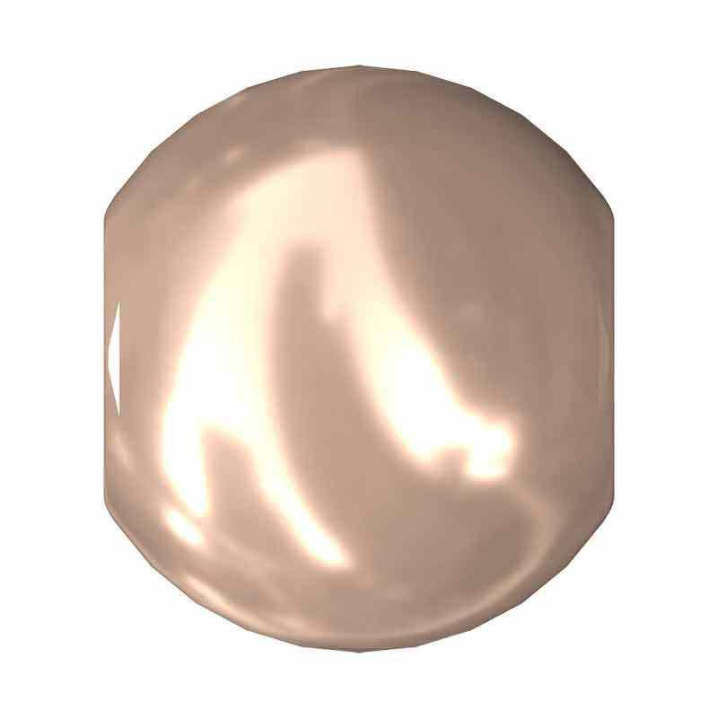 2MM Peach Kristall Pärl 5810 SWAROVSKI