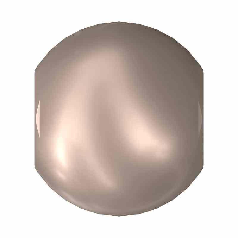 2MM Powder Almond Kristall Pärl 5810 SWAROVSKI
