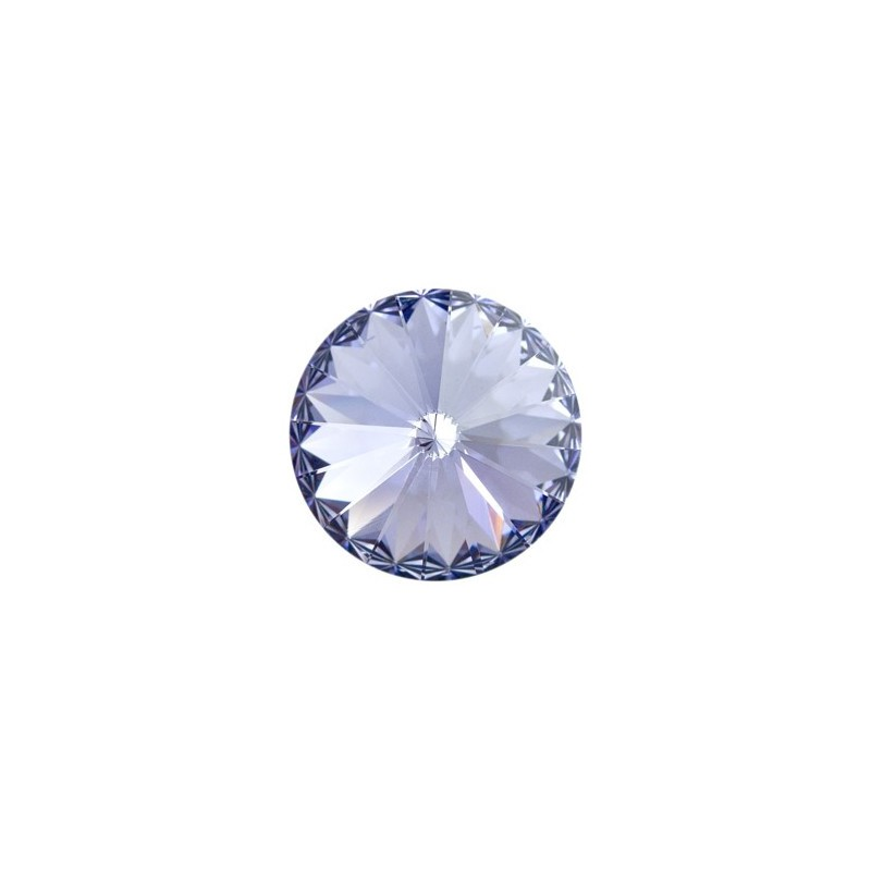 14MM Provence Lavender F (283) 1122 Rivoli Chaton SWAROVSKI ELEMENTS