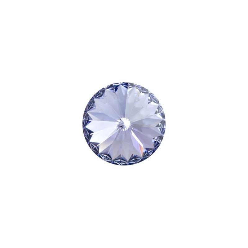 14MM Provence Lavender F (283) 1122 Rivoli Chaton SWAROVSKI ELEMENTS