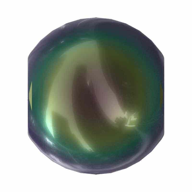 2MM Scarabaeus Green Kristall Pärl 5810 SWAROVSKI