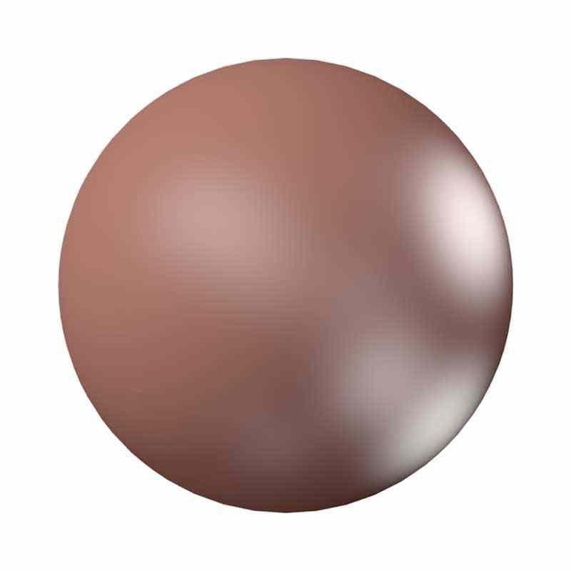 2MM Crystal Velvet Brown Pearl 5810 SWAROVSKI