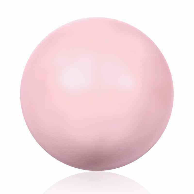 5MM Pastel Rose Kristalli Pyöreä Helmi 5810 SWAROVSKI