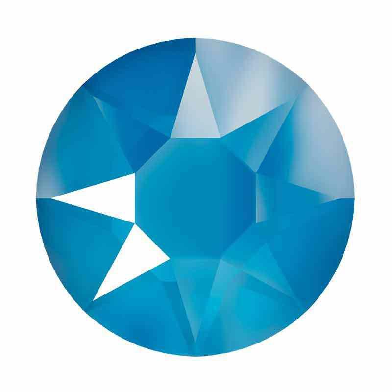 2078 SS16 Cristal Electric Blue HFT SWAROVSKI Strass